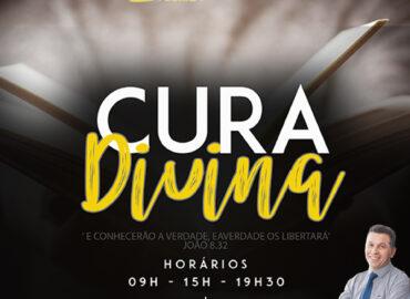 CURA DIVINA IGREJA DA GRAÇA PASTOR LUIZ LOPEZ